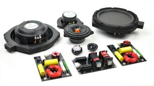 Soundstage™ + Subwoofer System for BMW 3-Series [F30/F80]